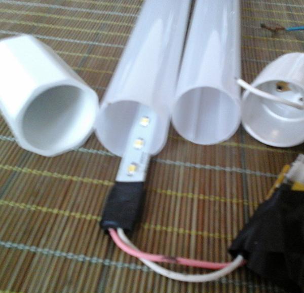 天津TED灯管T8节能灯管
